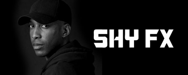Shy FX at NASS Festival 2013