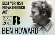 Headliner Ben Howard for BRIT awards