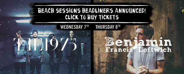 Beach Sessions Tickets