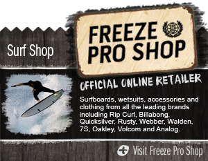 Surf Shop - Freeze Pro Shop - Official Online Retailer