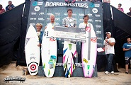 Jobe Harris Wins Boardmasters Pro Junior Final