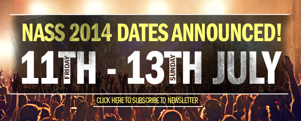 NASS 2014 Dates Announced!