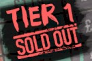 Tier 2 Tickets Now On Sale