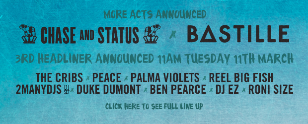 Boardmasters 2014 First Acts Announced!