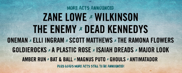 More Acts Announced!