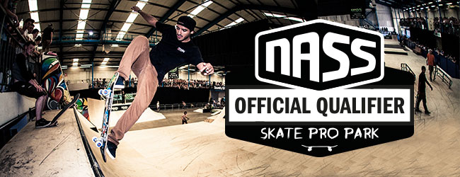NASS Official Skate Pro Park Qualifiers