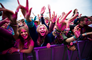 Faces - Boardmasters 2014 In Photos