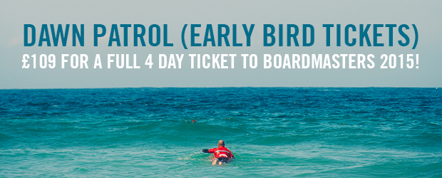 Dawn Patrol Tickets On Sale Now!