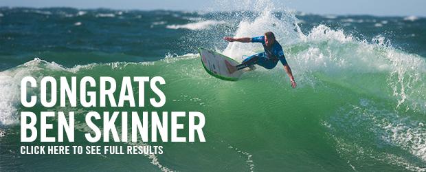 Ben Skinner Wins Longboard Pro