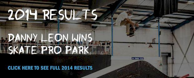 NASS Skate Results 2014
